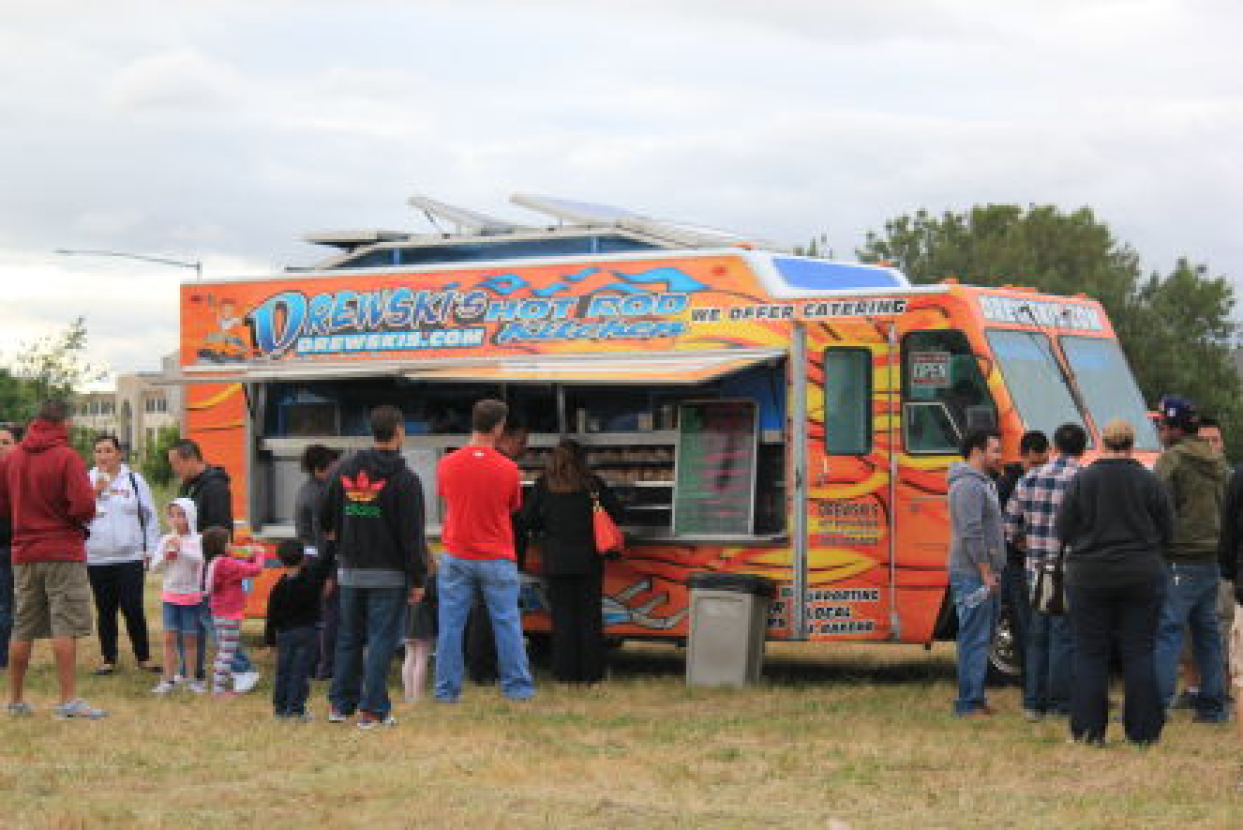 O'Fallon, MO: O'Fallon's First Food Truck Frenzy Rolls Into Zumwalt Park