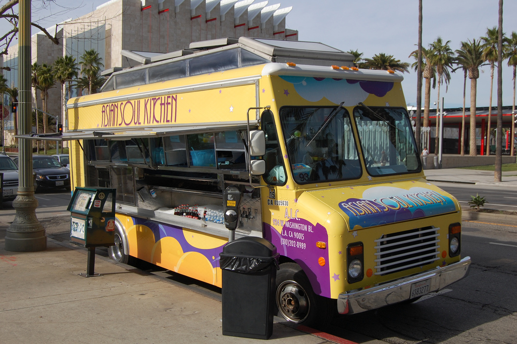 National News: Los Angeles Is The Model For Food-Truck Freedom, Washington, D.C. Is Protectionist Hell