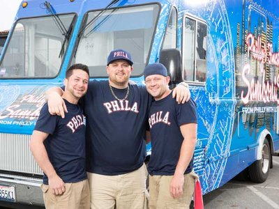 National News: Three Philly Guys Join 'The Great Food Truck Race'