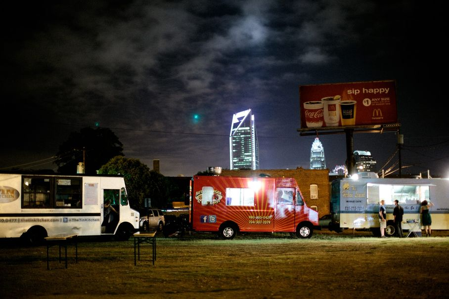 Charlotte, NC: Food Truck Rallies Keep on Rolling