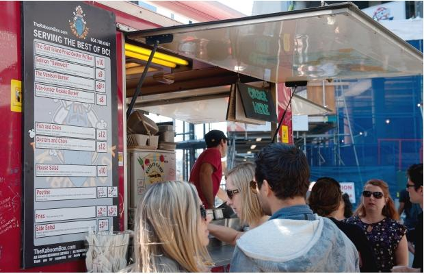 Vancouver, CAN: World's Best Food-Truck Tour