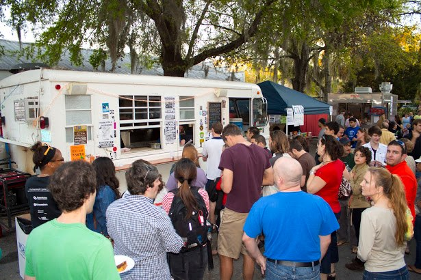 Gainesville, FL: The Original Gainesville Food Truck Rally Back for Seconds — Actually, Fifths