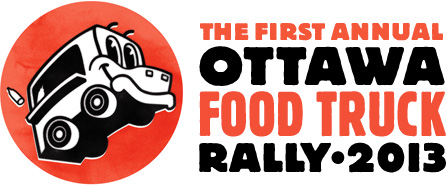 Ottawa, CAN: Huge Crowd at First Ottawa Food Truck Rally