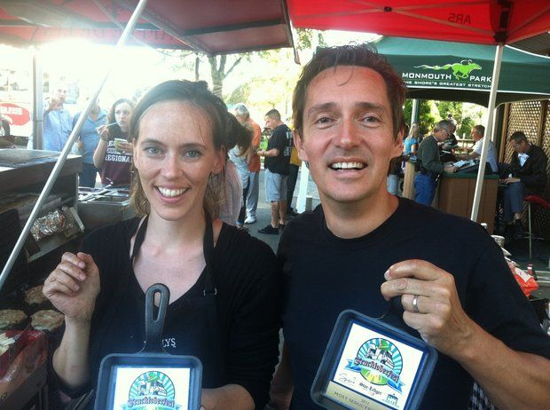 Monmouth, NJ: Waffle de Lys, Outslider Win Top Honors at Trucktoberfest Food Truck Event