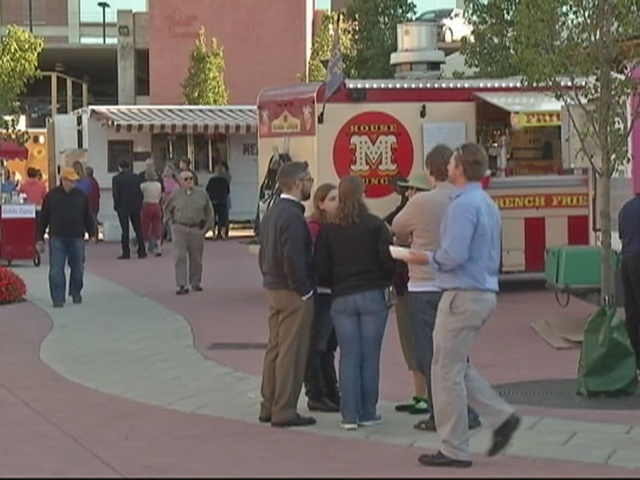 Buffalo, NY: Food Truck Tuesday at Larkin Sq Extended
