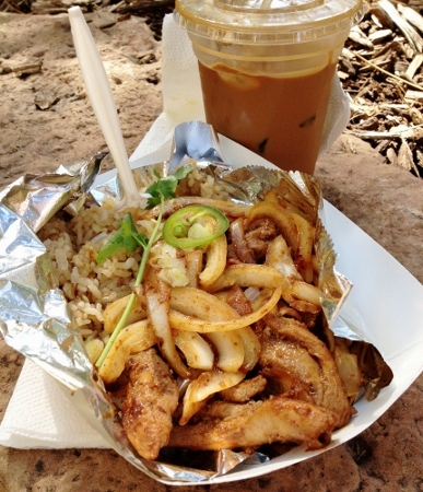 St. Paul, MN: Asian Invasion Food TruckPacks Some Serious Heat