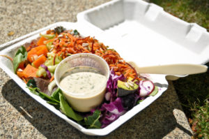 If you like salad, you'll love Culver City Salads. (Stephen Hui)