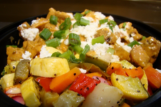 by Joy Summers Brava's chicken curry sounds perfect for a fall afternoon