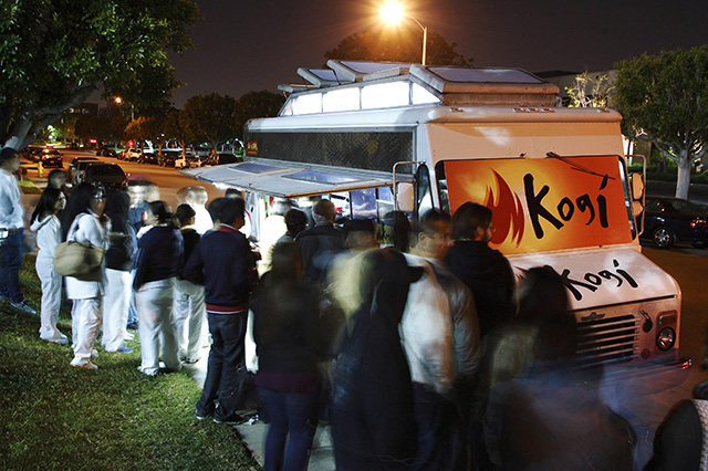 Roy Choi launched the food truck movement with his Kogi truck; now he has a new kind of movement in mind. (Photo: Danny Moloshok/Reuters)