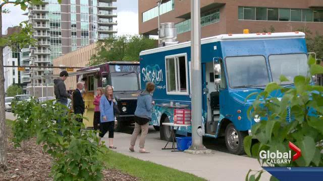 Calgary, CAN: City Debates Future of Calgary's Food Trucks