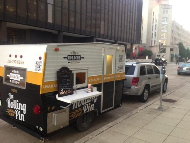 Baton Rouge, LA: Kolache Kitchen Takes to the Streets with Mobile Food Truck, According to Report