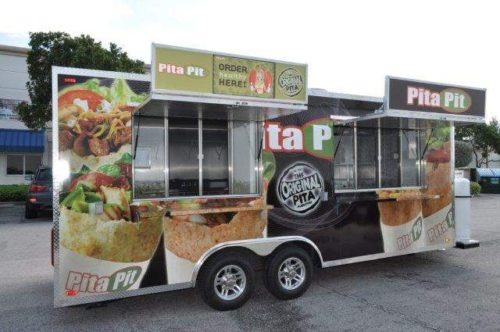 Pita Pit has launched its new mobile site in Middle Tennessee. / Submitted by Pita Pit