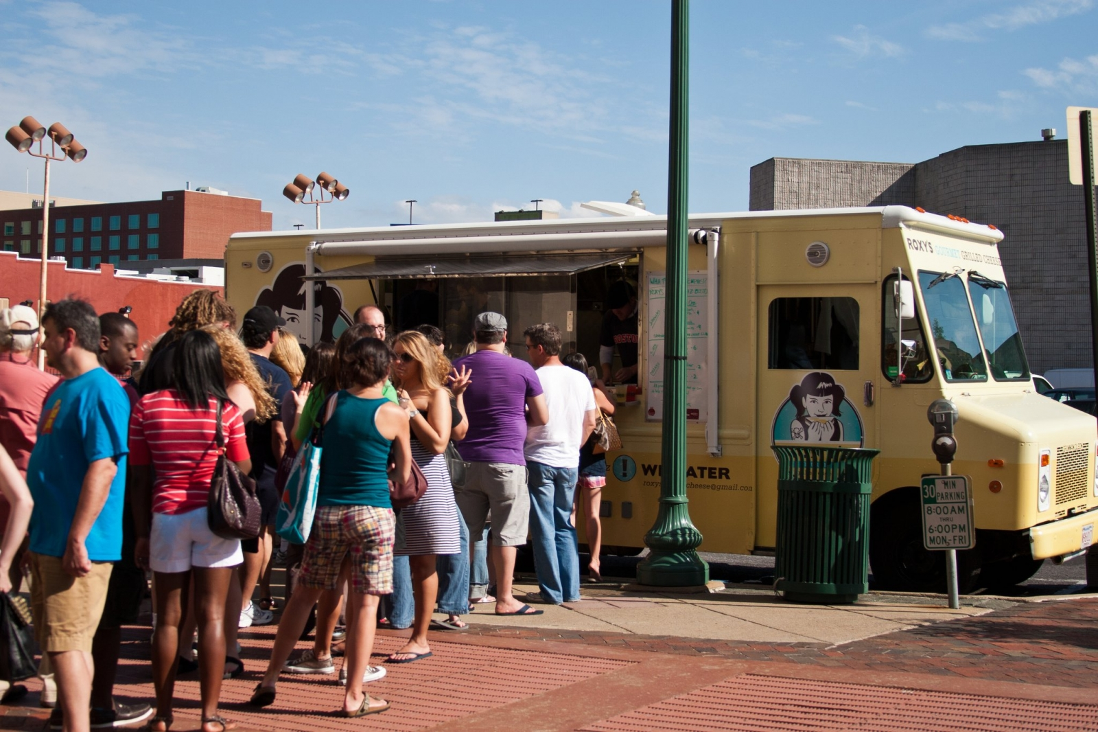 Providence, RI: Food Truck Bash in Providence