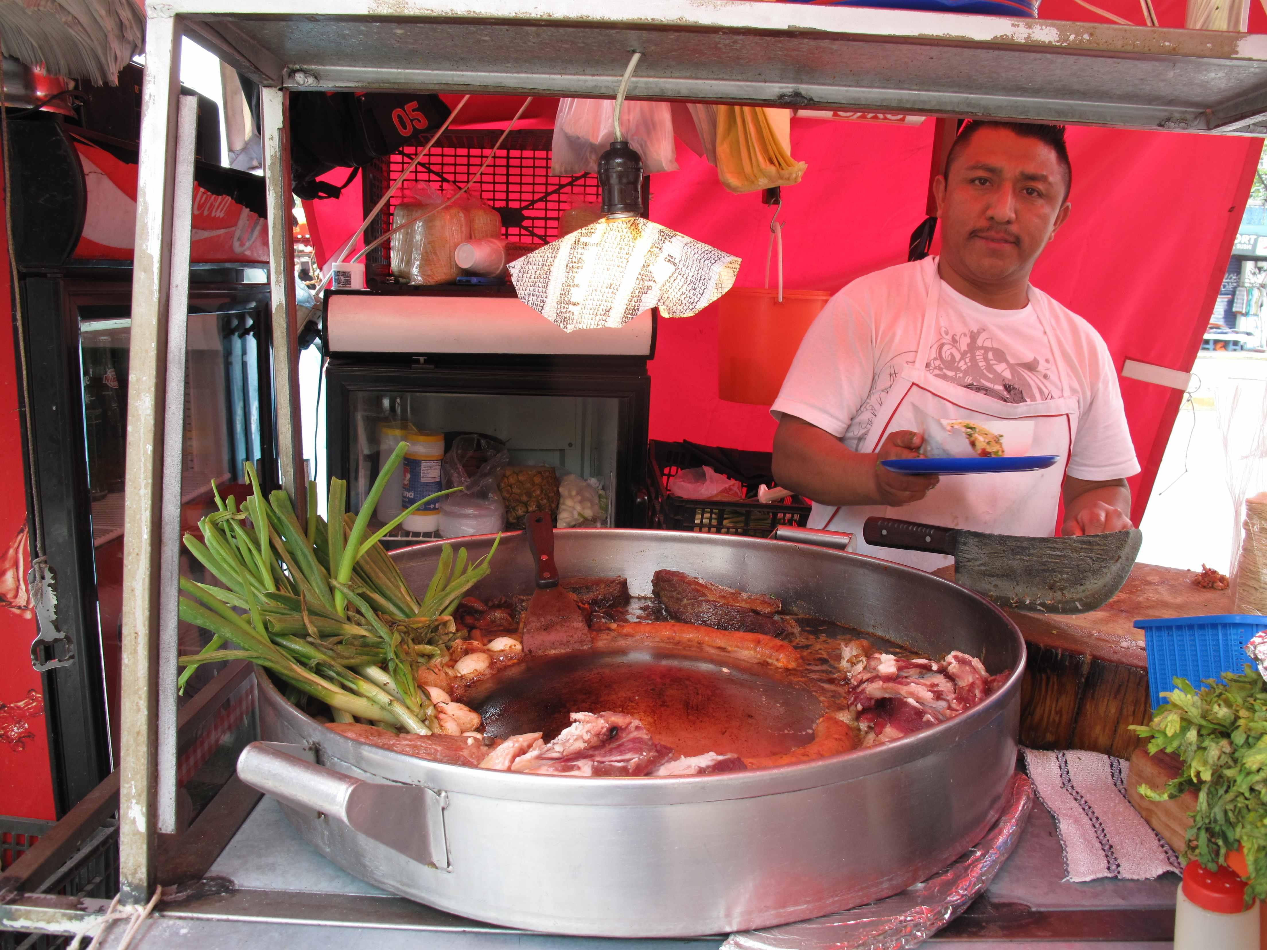 Mexico, MEX: How Tacos Explain Mexico's Labor Market