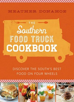 National News: Four Triangle Food Trucks Featured in New Book