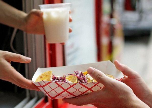 New Orleans, LA: Food Trucks have Regular Times in Different Neighborhoods