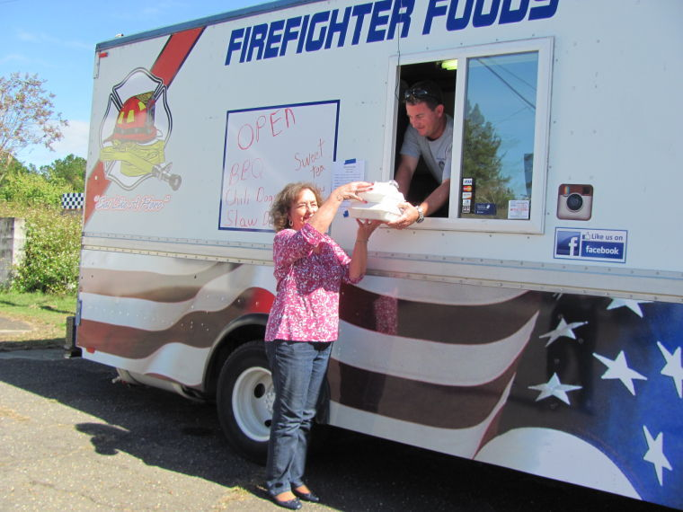 Jackson County, FL: Firefighting Mayor also Runs a Food Truck