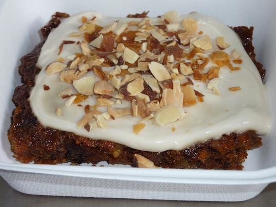 Ny Vegan Green Radish Organic Vegan Food Truck Nyc Carrot Cake