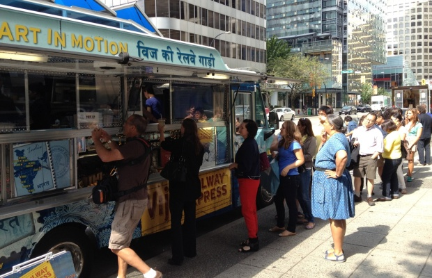 Vancouver, CAN: Vancouver Food Truck and Two East-Side Restaurants Make Best Restaurant List