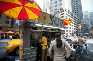 The stand is popular destination in the tri-state area, especially among Desis—people of South Asian descent.