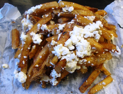 New York, NY: Street Eats – Greek Pies & Fries from Souvlaki GR