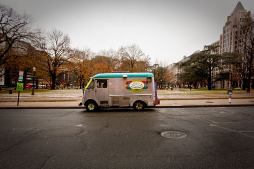 Washington, DC: D.C.'s Food Trucks Try to Adjust to the City's New Regulations