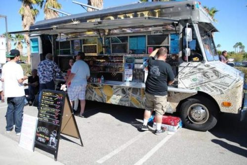 Coachella Valley and Blythe city officials can learn about Riverside County's new food truck ordinance on Monday in Palm Desert, Supervisor John Benoit announced Thursday. / Desert Sun file photo