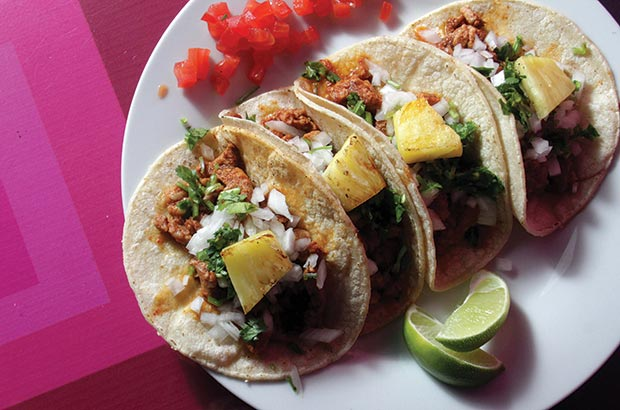 Calgary, CAN: Taco Truck Folks Find a Hole in the Wall to Make their Scrumptious Mexican Food Year Round