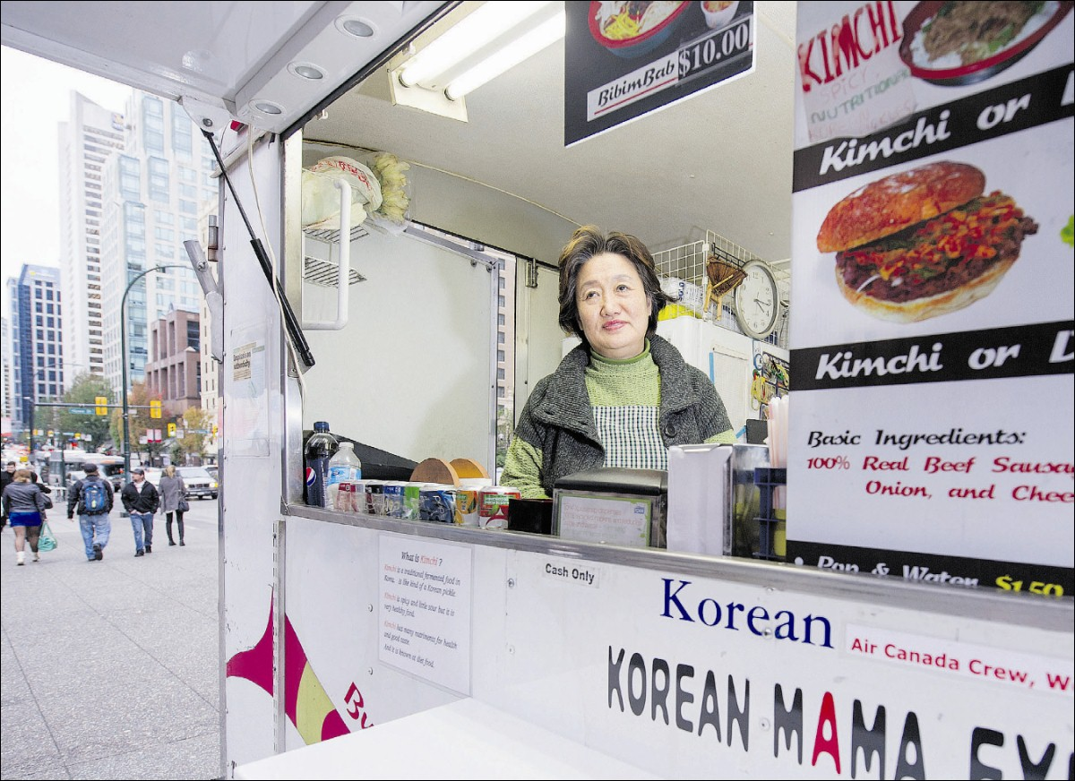 Vancouver, CAN: Vancouver to Prohibit Rentals of Street Food Licences