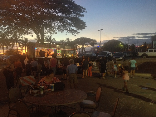 Honolulu, HI: Will Honolulu's Food Truck Operators Need Parking Permits?