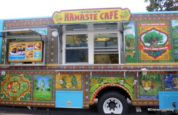 Orlando, FL: A Closer Look at Disney's New Food Trucks