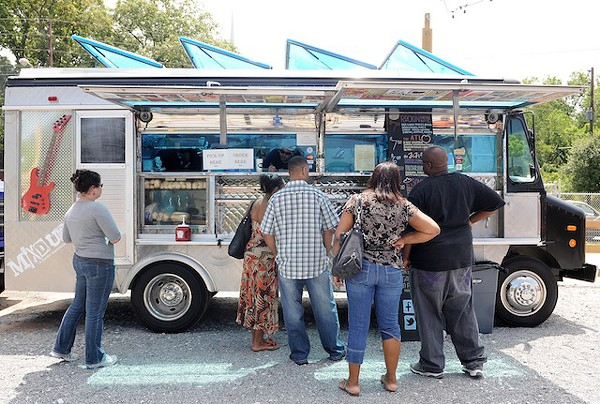Atlanta, GA: Finally! Food Trucks Might Be Allowed to Vend on Public Property