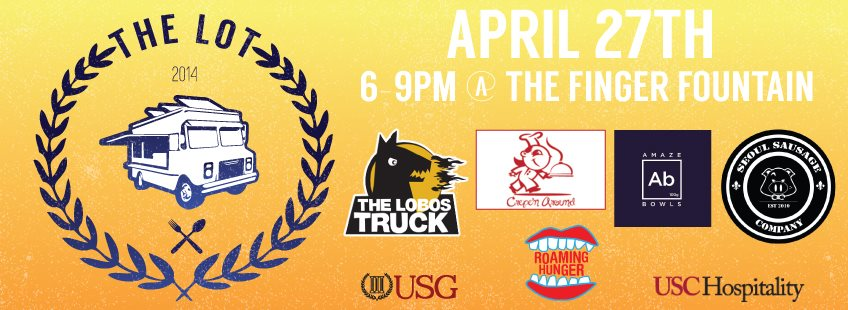 Los Angeles, CA: This Sunday – USG Brings Food Trucks to the Finger Fountain