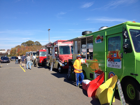 Portland, ME: Food Truck Fleet Updates