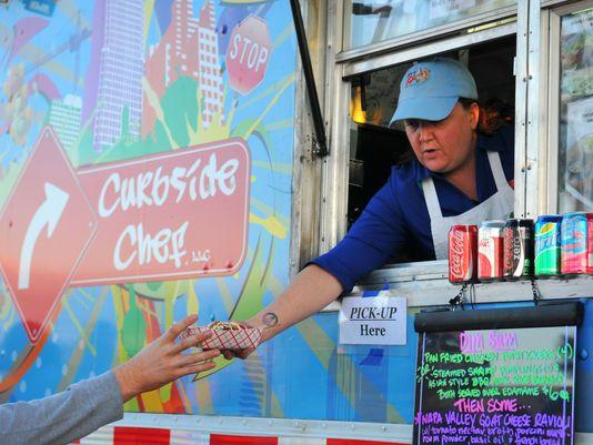 Brevard, FL: Food Trucks Still on a Roll in Brevard