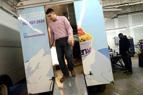 Spotsylvania County, VA: Food-Truck Trend Sparks Spotsylvania Business
