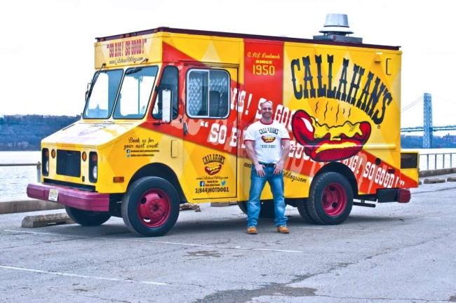 West New York, NJ: Callahan's is Back — As a Food Truck