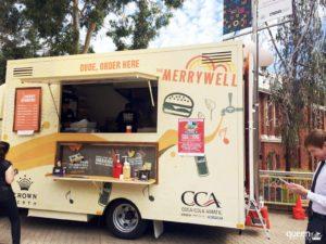 Merrywell food truck