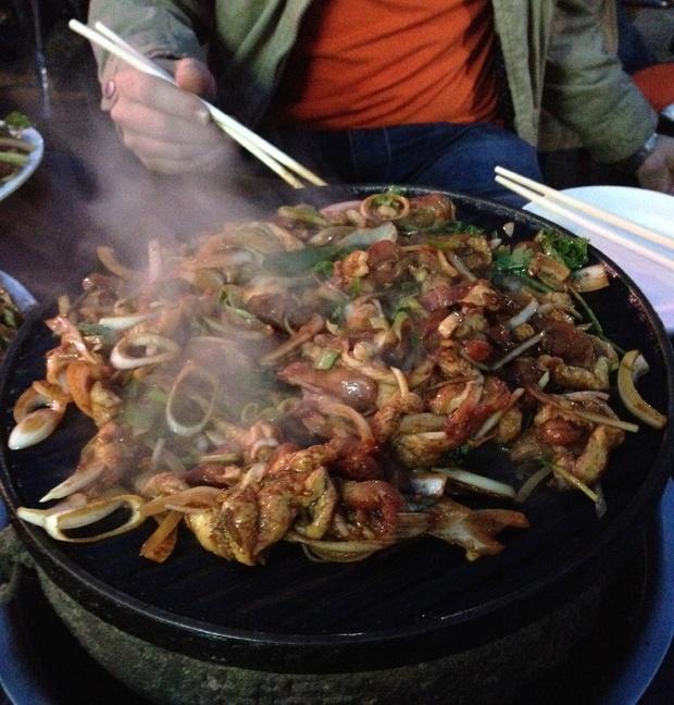 Beijing, CN: Beijing's Famed Street-Food Scene Struggles to Survive
