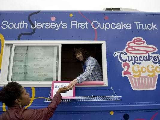 Camden, NJ: Camden Food Trucks Reel it in Early