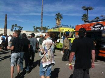 Cathedral, CA: Cathedral City Welcomes Food Trucks, Faces Challenges Valley-Wide