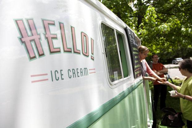 Ann Arbor, MI: Food Truck Rally Coming to Wednesday Evening Ann Arbor Farmers Market