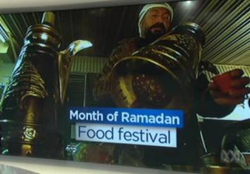 Sydney, AUS: Ramadan Street Food Festival in Sydney Australia Goes Official
