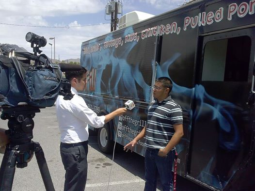El Paso food truck nominated in national contest