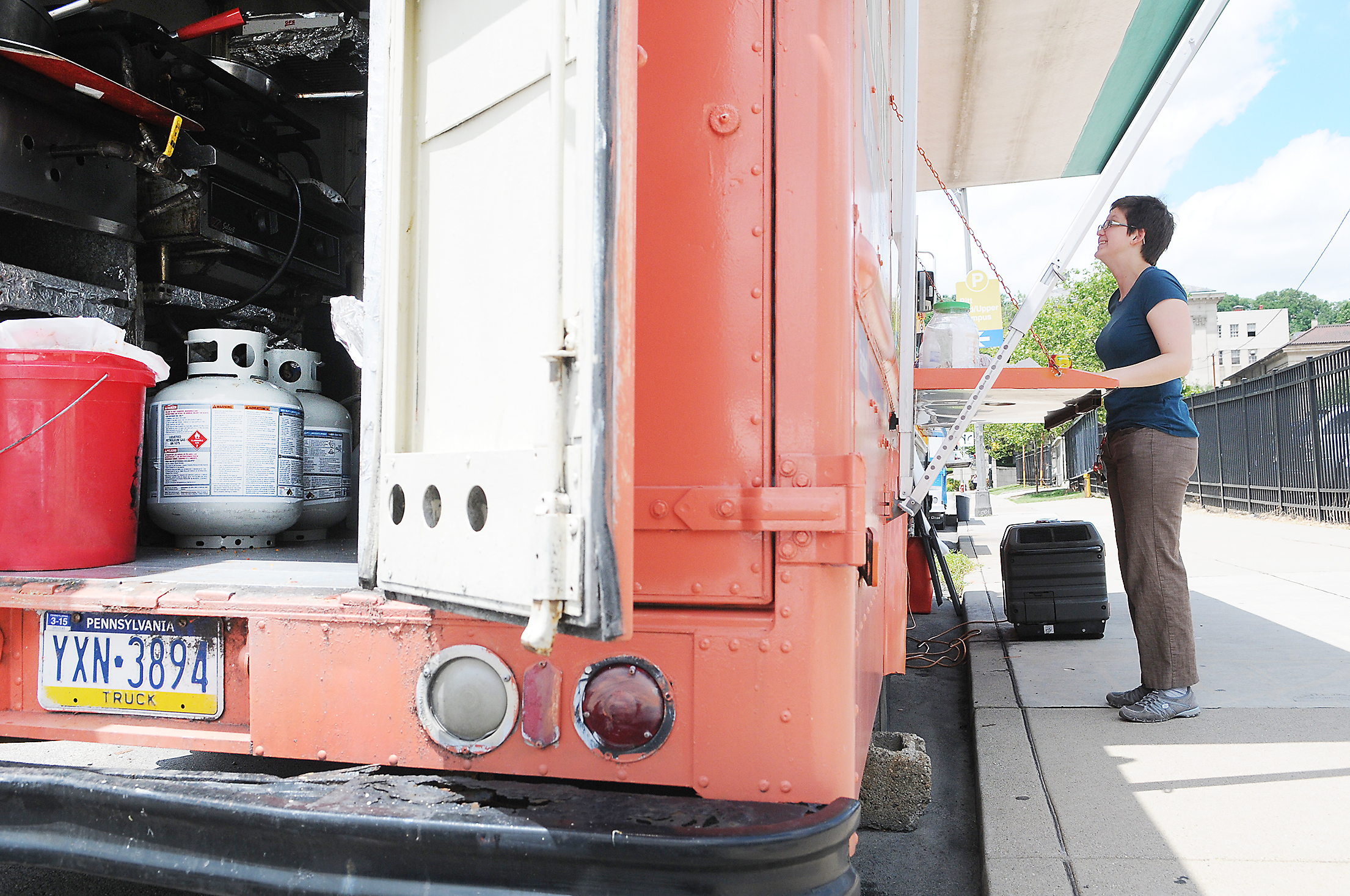 Pittsburgh, PA: Food Truck Explosions Raise Concerns About Safety Rules