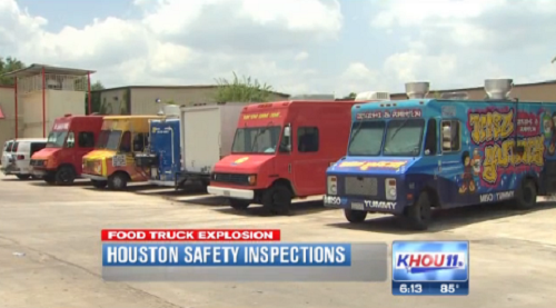 Houston, TX: Local Food Truck Owners Agree that Inspections are Necessary to Avoid Accidents