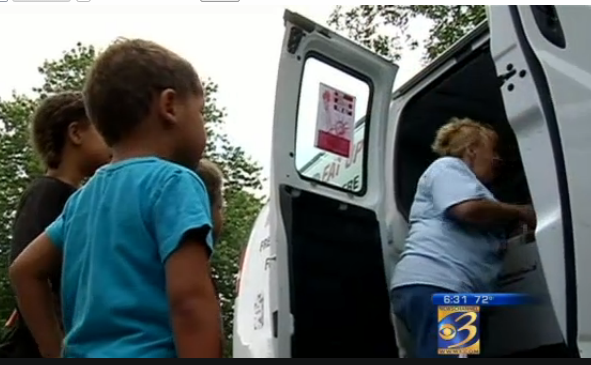 Kalamazoo, MI: Free Food Truck for Kids