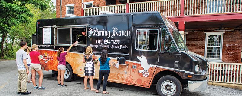 Newark, DE: Deer Park Joins Food Truck Craze