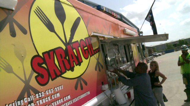 Houston, TX: A Houston Food Truck Where Everything is Made from Skratch