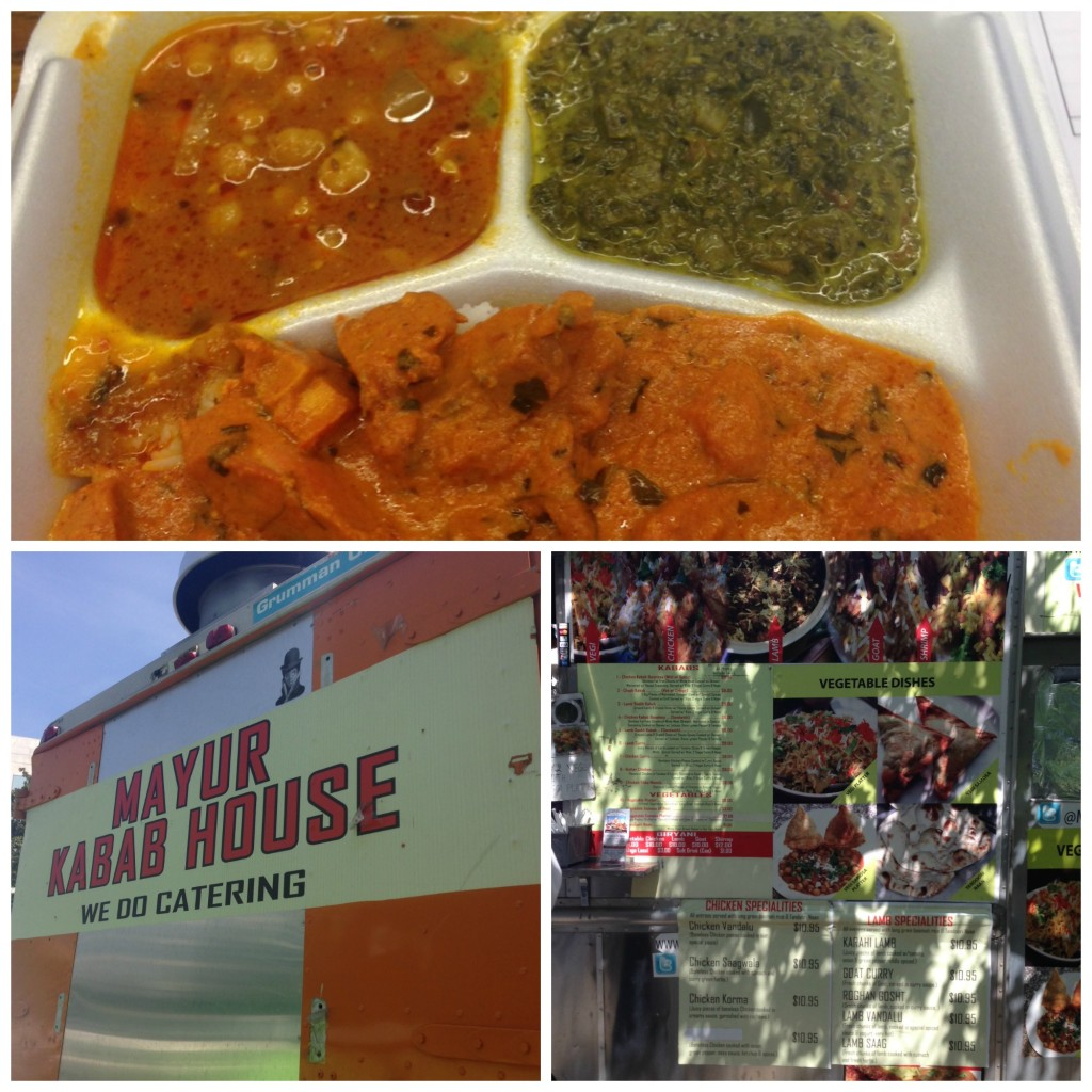 Washington, DC: Review of Mayur Kabab House Food Truck